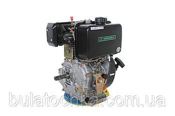 Дизельный двигатель Grünwelt GW 186FB-F2 (9л.с., шпонка - 25мм)