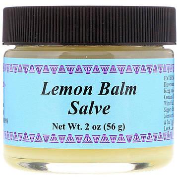 WiseWays Herbals, LLC, Крем с лимонным бальзамом, 56 г