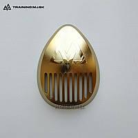 Защитная фронтальная крышка для Training Mask 3.0 Gold Chrome Cap