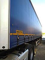Тент (полный комплект) полуприцеп WIELTON NS34