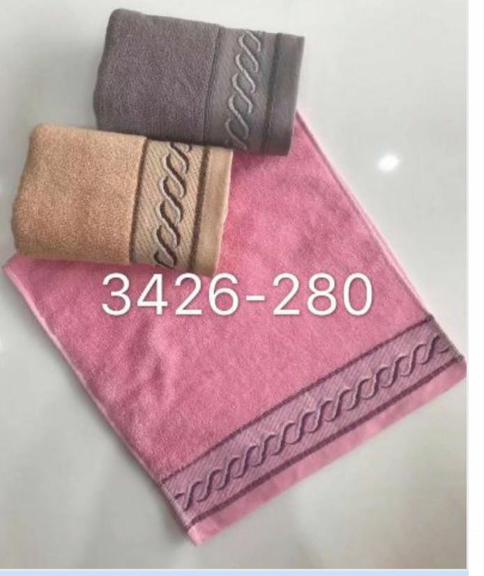 Нежное кухонное полотенце с оригинальным кантом по краю.размер 0,35 x 0,70.