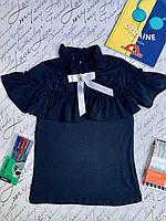 Школьная блузка для девочек  от 8 до 14 лет, фото 1