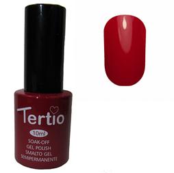 Гель-лак Tertio № 006 (бургунд)