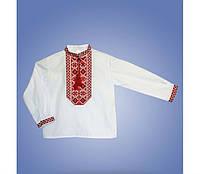 Вышитая рубашка для мальчика подросток