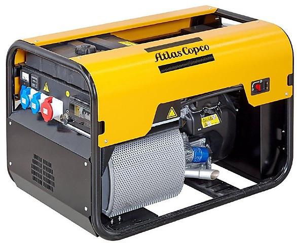 Бензиновый генератор Atlas Copco QEP R14