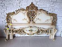 Кровать Итальянская Барокко, двухспальная