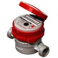 Счётчики воды Gross ETR-UA 15/80  без сгонов для горячей воды