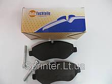 Колодки тормозные передние MB Sprinter 906/Vito 639 Brembo Autotechteile 4264