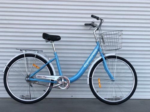 """Дорожный велосипед TopRider Retro 26"""""""
