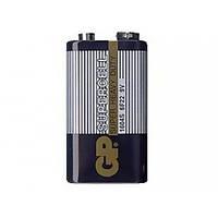 Батарейка крона 6F22 GP SUPERCELL серая (500)