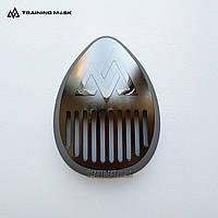 Фронтальная сменная крышка для Training Mask 3.0 Platinum Chrome Cap