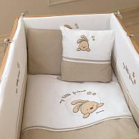 Комплект для детской кроватки LITTLE FRIEND 7 предметов