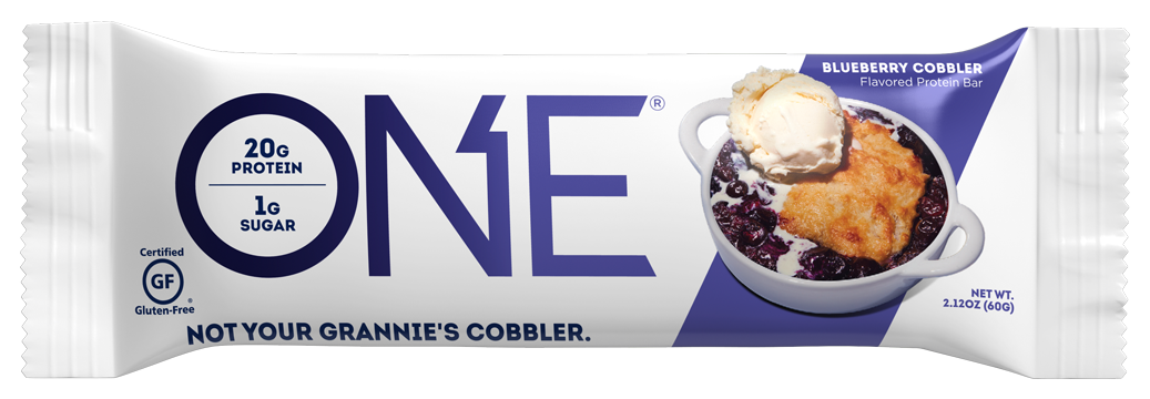 Батончик One Brands - Blueberry Cobbler (60 грамм)