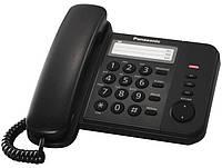 Телефон Panasonic KX-TS2352UAB black