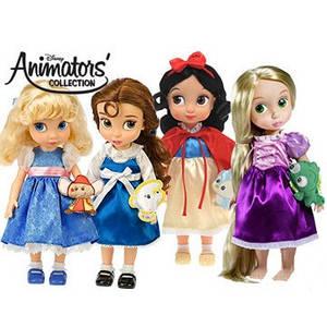 Ляльки аніматори Disney Animators