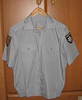 Рубашка шведка для офицера полиции