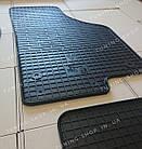 Резиновые коврики Volkswagen Tiguan 2007-2016, фото 4