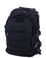 Туристичний рюкзак 3D black big купити туристичний рюкзак, фото 1