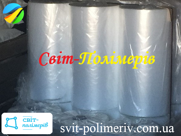 Пленка термоусадочная первичная ПОЛОТНО 400 мм, 70 мкм (длина 950 мп)