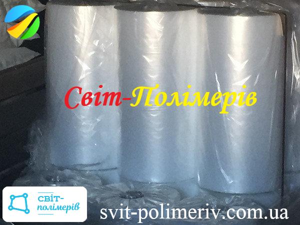 Плівка термозбіжна первинна ПОЛОТНО 550 мм, 70 мкм (довжина 700 мп)