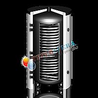 Аккумулирующие емкости ТЕПЛОСФЕРА АЄ-ВТ 2000 верхний теплообменник (чорна сталь)