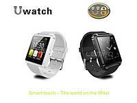 Умные часы Smart Watch U8 пластик, камера, плеер, Bluetooth