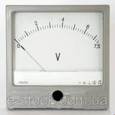 Амперметр М42100, вольтметр М42100