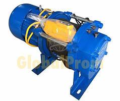 Лебедка электрическая KCD 500/1000 кг