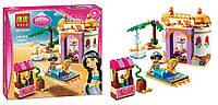 Конструктор типа лего френдс для девочек Принцессы- Дворец принцессы Жасмин, 145 деталей,Bela10434