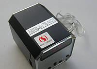 MP3-плеер в виде мини-колонки, USB, с FM
