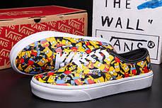 Женские кеды Vans Simpsons, Ванс Симпсонс, фото 2