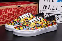 Женские кеды Vans Simpsons, Ванс Симпсонс, фото 3