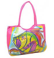 Вместительная сумка для моря