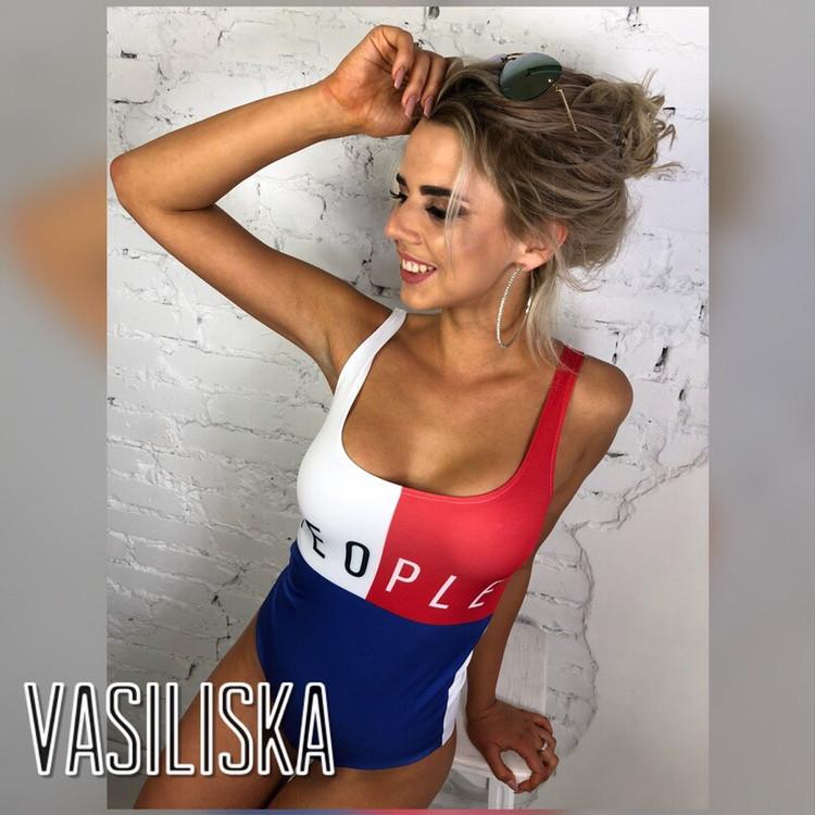 """Купальник женский слитный """"Gisel"""""""