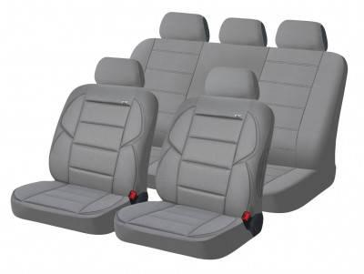 Чехлы для автомобильных сидений Hadar Rosen SUPER TWEED Светло-серый 10434, фото 2