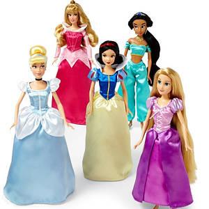 Ляльки принцеси Дісней класичні