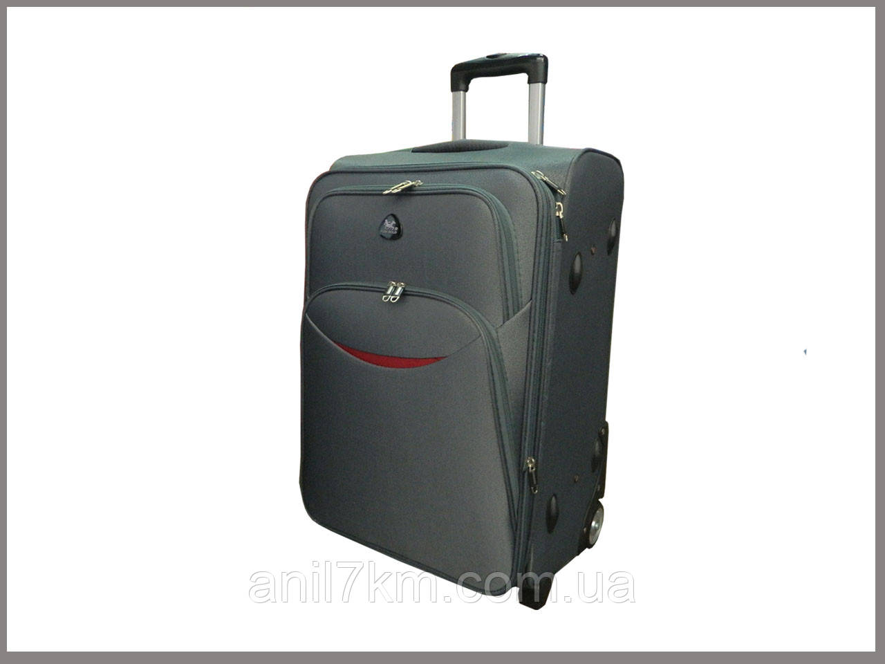Малый чемодан на колёсах