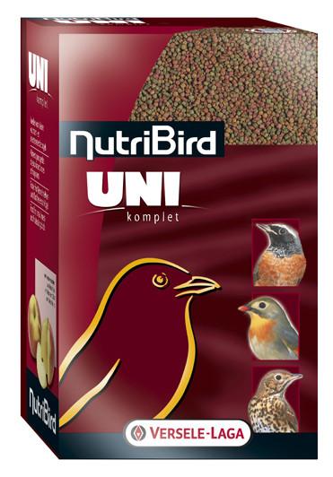 Versele-Laga NutriBird УНИ КОМПЛИТ (Uni komplet smaller birds) корм для птиц маленьких пород   1 кг.