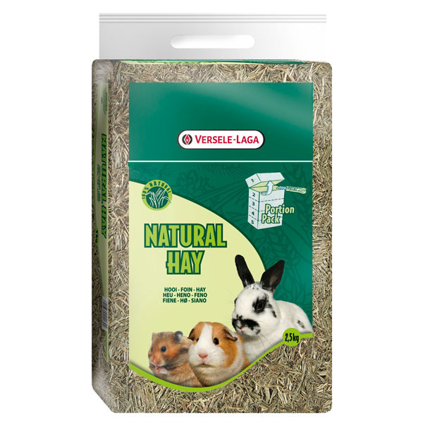 Versele-Laga Prestige СЕНО ПОРЦИОННОЕ (Hay) для грызунов   2.5 кг.