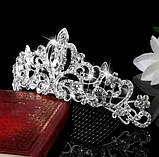 Свадебная корона диадема красивая, фото 2
