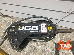Екскаватор-навантажувач JCB 1 CX (2016 м), фото 2
