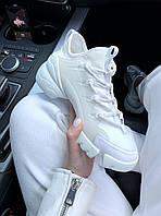 Кроссовки Dior White Белые