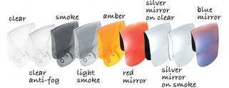 Стекла (визоры) для шлемов