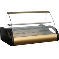 Барная (настольная) холодильная витрина ВХС-1,5 Арго Люкс