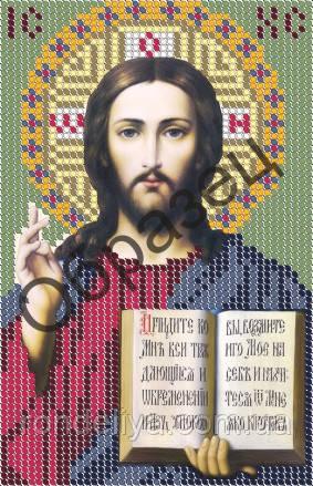 Схема для вышивки бисером «Господь Вседержатель»