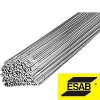 Проволока сварочная алюминиевая 3,2х1000мм, ER4043, AlSi5, пруток, Esab