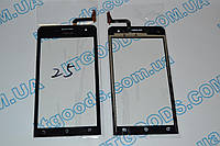 Оригинальный тачскрин / сенсор (сенсорное стекло) для Asus Zenfone 5 A500CG A500KL A501CG (черный цвет) +СКОТЧ