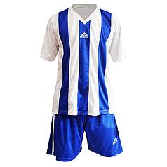 Форма футбольна Practic M Синьо-Біла