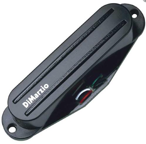 DIMARZIO DP218BK SUPER DISTORTION S (BLACK) звукосниматель Сингл с шумоподавлением для электрогитар