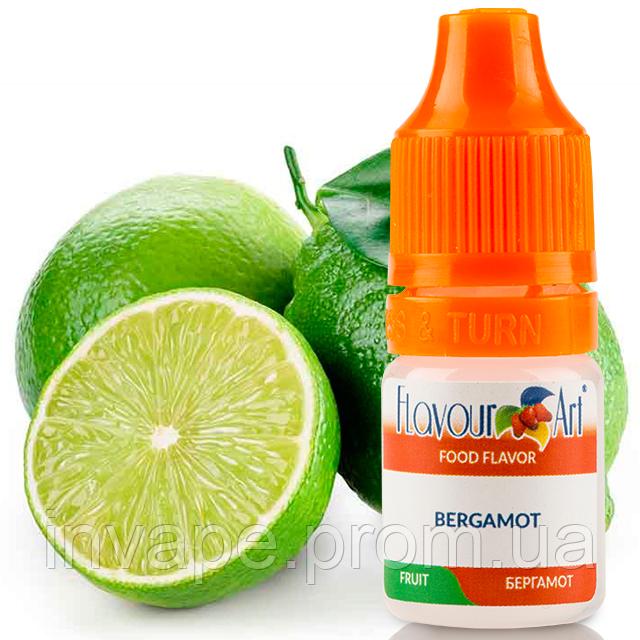 Ароматизатор FlavourArt Bergamot (Бергамот) 5мл